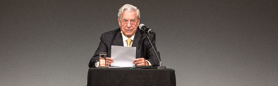 Mario Vargas Llosa (2014) - A Panoramic View on the Situation and Perspectives in Latin America