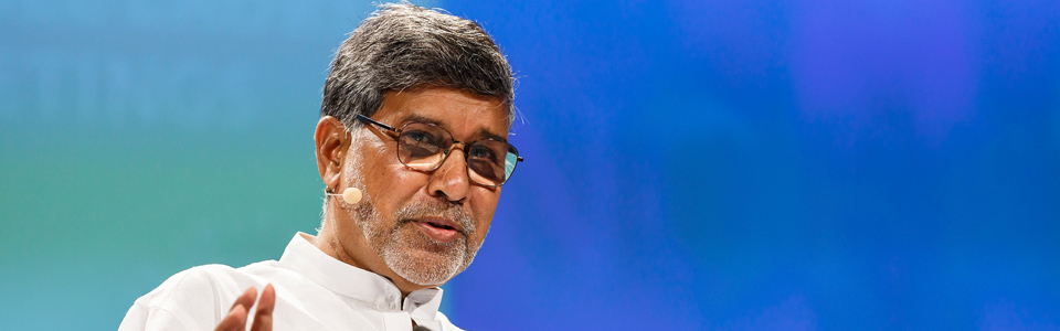 Kailash Satyarthi (2015) - Education Needs to be Equitable and Inclusive for All