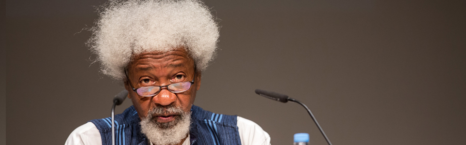Wole Soyinka (2015) - When Survival Seems Learning Enough