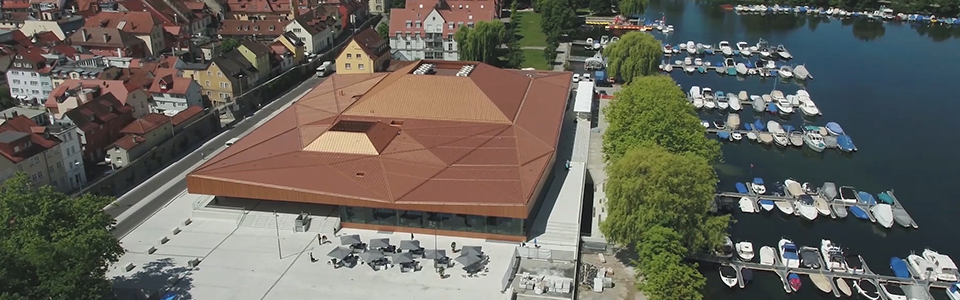 A Perfect Setting for Bringing in the Future of Science (2018) - The 68th Lindau Nobel Laureate Meeting (#LINO18) was hosted in June 2018 at the renovated meeting venue Inselhalle. Watch the great enthusiasm by all participants about the new venue, the island of Lindau and the Lindau Meeting itself.