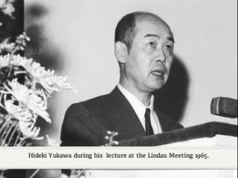 Hideki Yukawa (1953) - Attempt at a Unified Theory of Elementary Particles