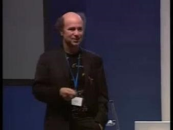Frank Wilczek (2005) - The Universe is a Strange Place