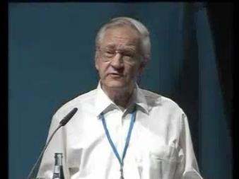 Richard Ernst (2006) - Fourier Methods in Spectroscopy. From Monsieur Fourier to Medical Imaging