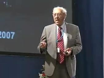 Edmond Fischer (2007) - Protein Crosstalk in Cell Signaling