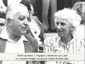 Dorothy  Crowfoot Hodgkin (1983) - Insulin 1983