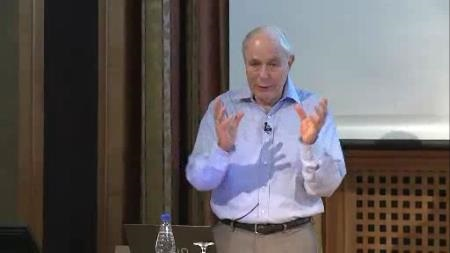 Avram Hershko (2010) - Roles of Protein Degradation in Health and Disease (Lecture + Discussion)