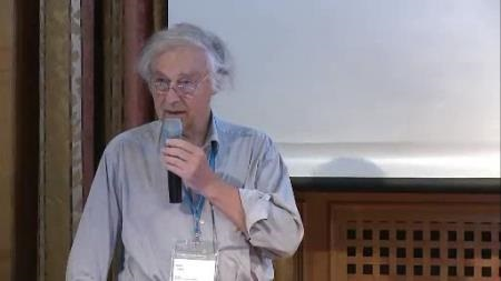 Robert Huber (2010) - Basic Science and Co-entrepreneurship, my Experience (Lecture + Discussion)