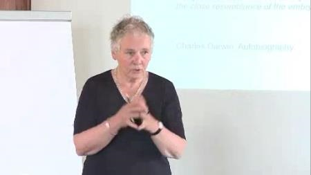 Christiane Nüsslein-Volhard (2010) - On the Genetic Basis of Morphological Evolution (Lecture + Discussion)