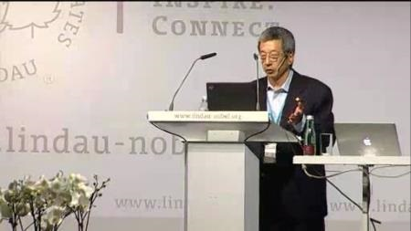 Roger  Tsien (2010) - Designing Molecules and Nanoparticles to Help See and Treat Disease
