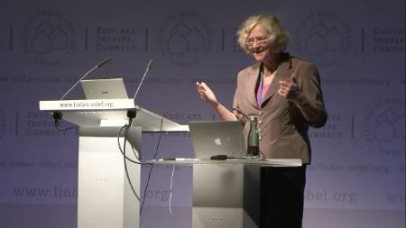 Elizabeth H. Blackburn (2011) - Telomeres and Telomerase in Human Health and Disease