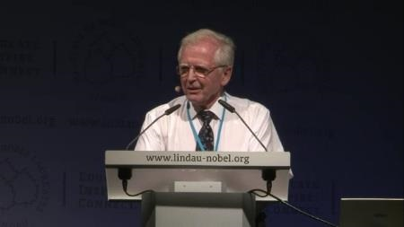 Harald  zur Hausen (2011) - Infections in the Etiology of Human Cancers