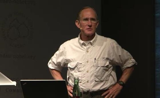 Peter Agre (2011) - Aquaporin Water Channels: From Atomic Structure to Malaria