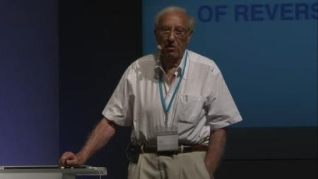 Edmond Fischer (2011) - Protein Cross Talk in Cell Signaling