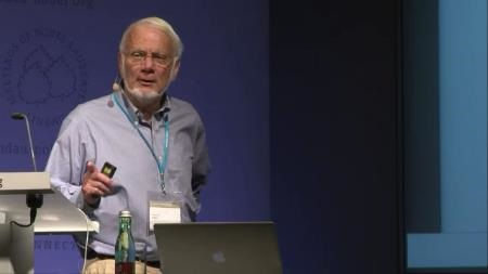 Thomas A. Steitz (2011) - From the Structure of the Ribosome to the Design of New Antibiotics