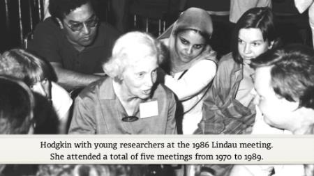 Dorothy  Crowfoot Hodgkin (1980) - History and the X-ray analysis of protein crystals