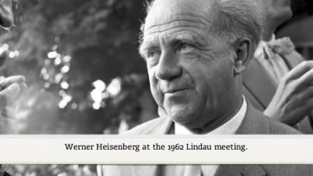 Werner Heisenberg (1962) - Progress in the unified field theory of elementary particles (German presentation)