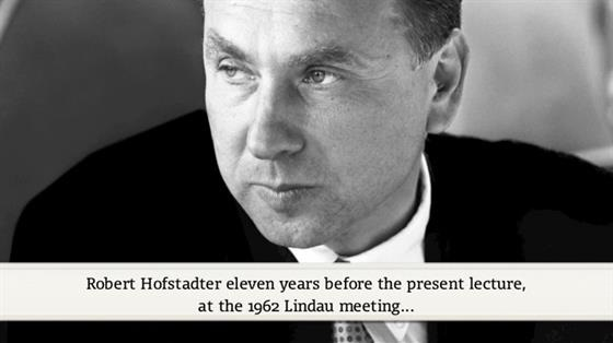 Robert Hofstadter (1971) - Detectors for High Energy Physics