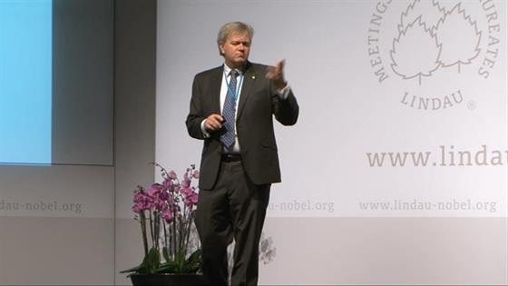 Brian Schmidt (2012) - Observations, and the Standard Model of Cosmology