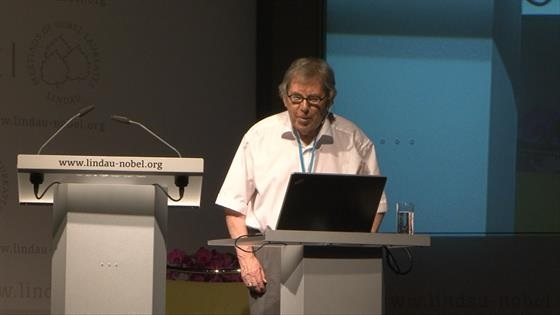 Paul Crutzen (2012) - Atmospheric Chemistry and Climate in the Anthropocene