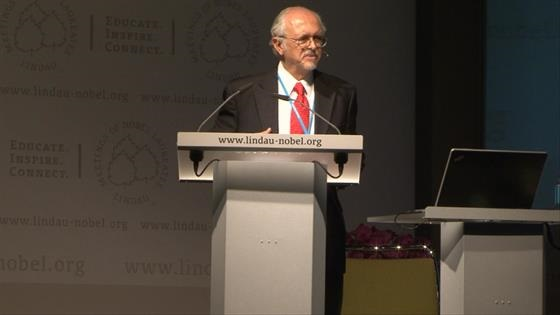 Mario Molina (2012) - The Science and Policy of Climate Change
