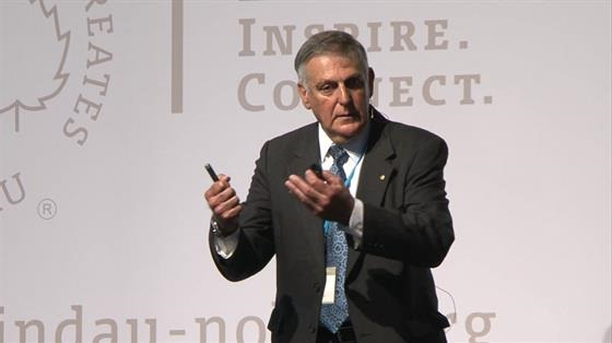 Dan Shechtman (2012) - The Discovery of Quasi-Periodic Materials