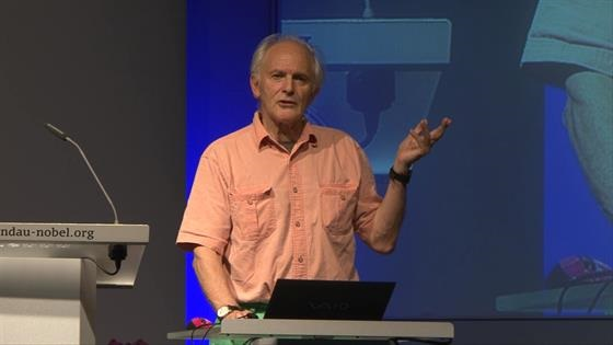 Sir Harold Kroto (2012) - Science - Lost in Translation?
