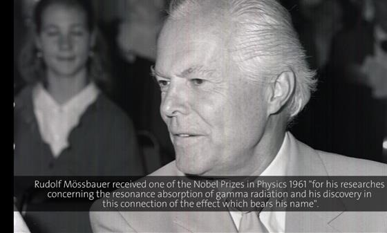 Rudolf Mößbauer (1988) - The solar neutrino problem