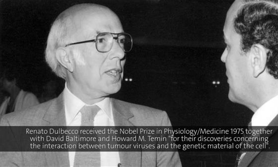 Renato Dulbecco (1981) - The Nature of Cancer
