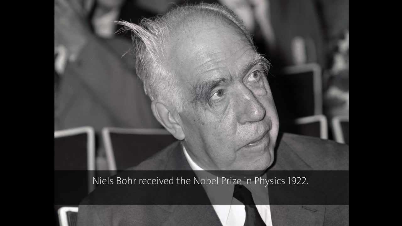 Niels  Bohr (1962) - Atomic Physics and Human Knowledge