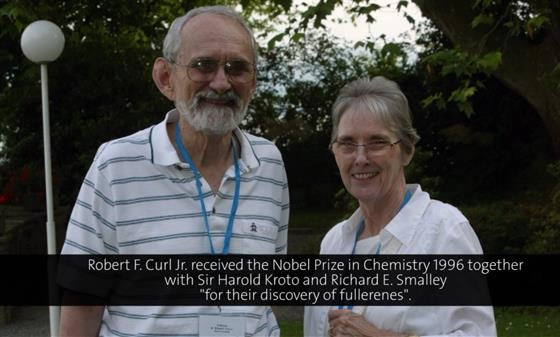 Robert Curl Jr. (1998) - The Dawn of the Fullerenes: A Research Adventure