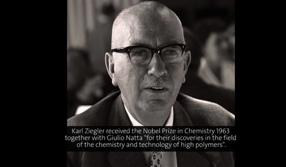 Karl Ziegler (1964) - From Triphenylmethyl to Polyethylene - Less Well-Known Facts About the Developments Leading to the Invention Made in Muelheim (German presentation)