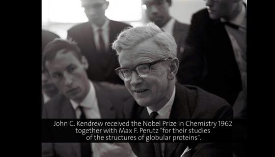 John Kendrew (1964) - Recent Studies of the Structure of Proteins