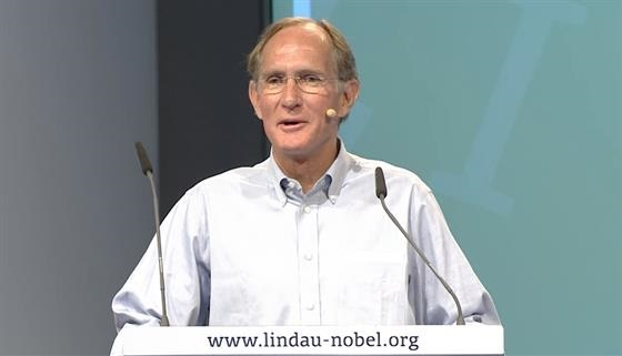 Peter Agre (2013) - Aquaporin Water Channels: From Atomic Structure to Malaria
