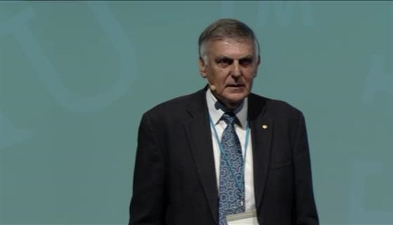 Dan Shechtman (2013) - Quasi-Periodic Materials - Crystal Redefined