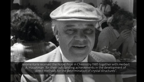 Jerome Karle (1986) - The Role of Motivation in Scientific Research