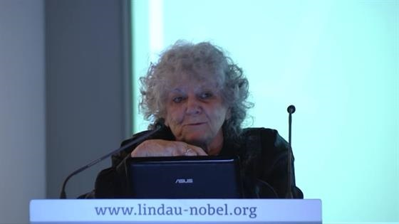 Ada E.  Yonath (2013) - Curiosity and its Fruits: From Basic Science to Advanced Medicine