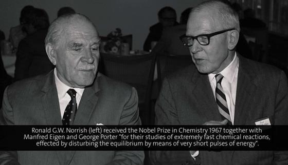 Ronald Norrish (1974) - Some Thoughts and Results Concerning Hydrocarbon Oxidation