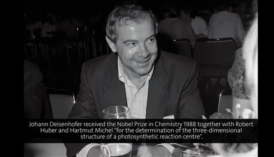 Johann Deisenhofer (1989) - The Three-Dimensional Structure of a Membrane Protein