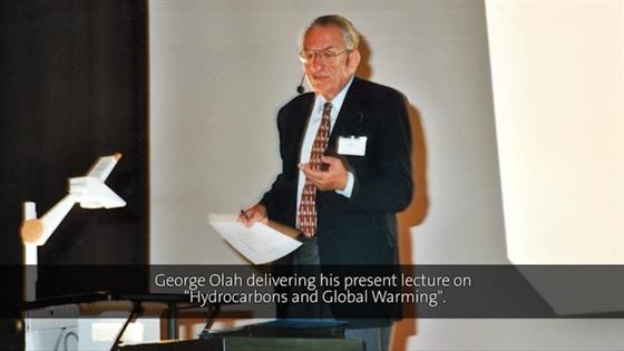 George Olah (2002) - Hydrocarbons and Global Warming: Facts, Challenges and Possible Solutions