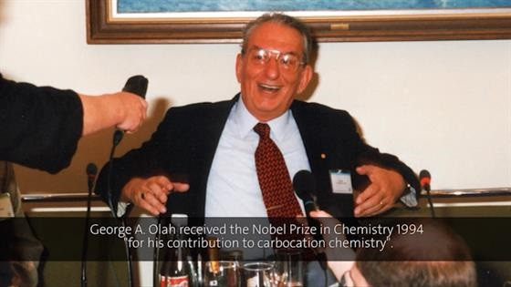 George Olah (1998) - Mitigating Global Warming Through Chemistry: Recycling Carbon Dioxide into Useful Fuels and Hydrocarbon Products