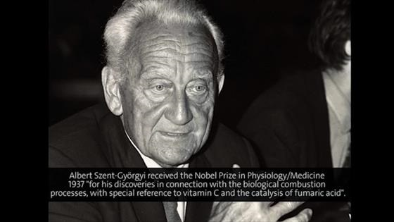 Albert von Szent-Györgyi (1975) - Electronic Biology and Cancer