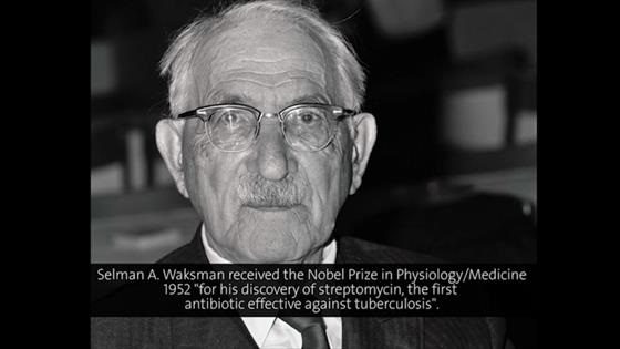 Selman Waksman (1969) - Successes and Failures in Search for Antibiotics