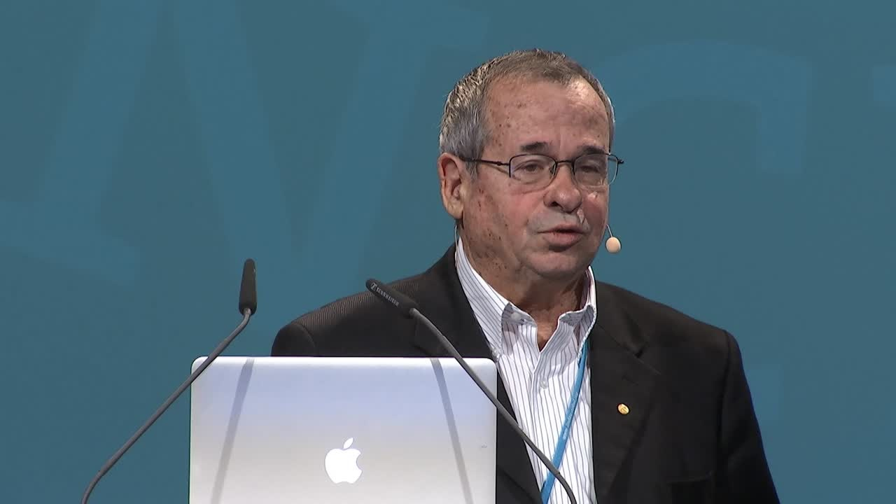 Arieh  Warshel  (2014) - Multiscale Simulations of the Functions of Biological Molecules