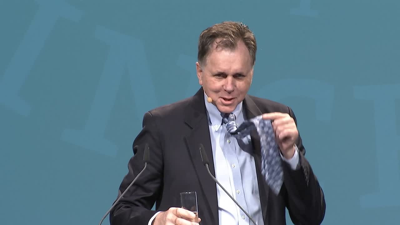 Barry Marshall (2014) - Man vs. Helicobacter – The past 50,000 years and the next 50