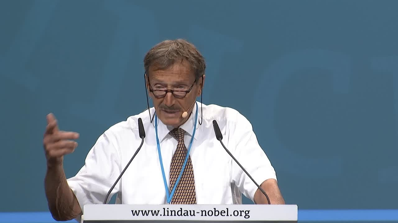 Rolf Zinkernagel (2014) - Why Do We Not Have a Vaccine Against HIV or Tuberculosis?