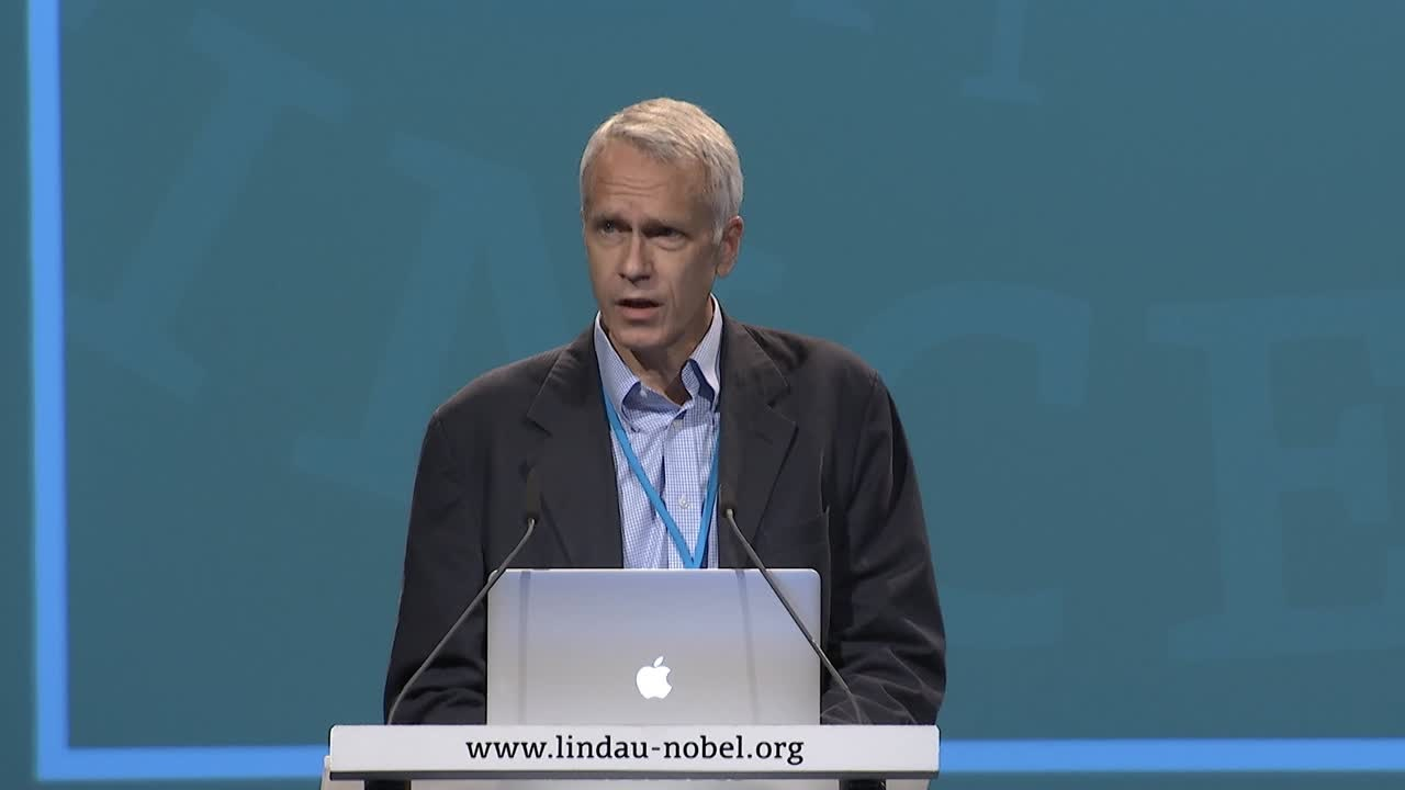 Brian Kobilka (2014) - G Protein-Coupled Receptors: Challenges for Drug Discovery