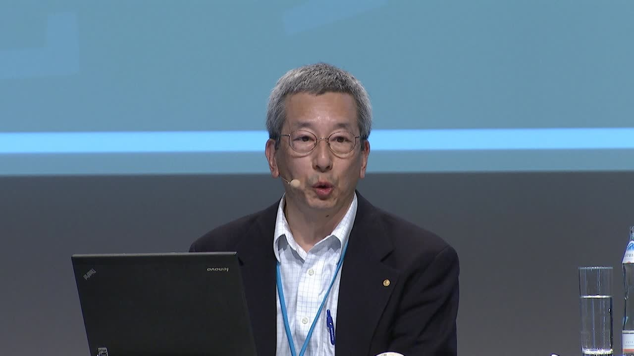Roger  Tsien (2014) - Molecules Against Cancer or for Long-Term Memory Storage