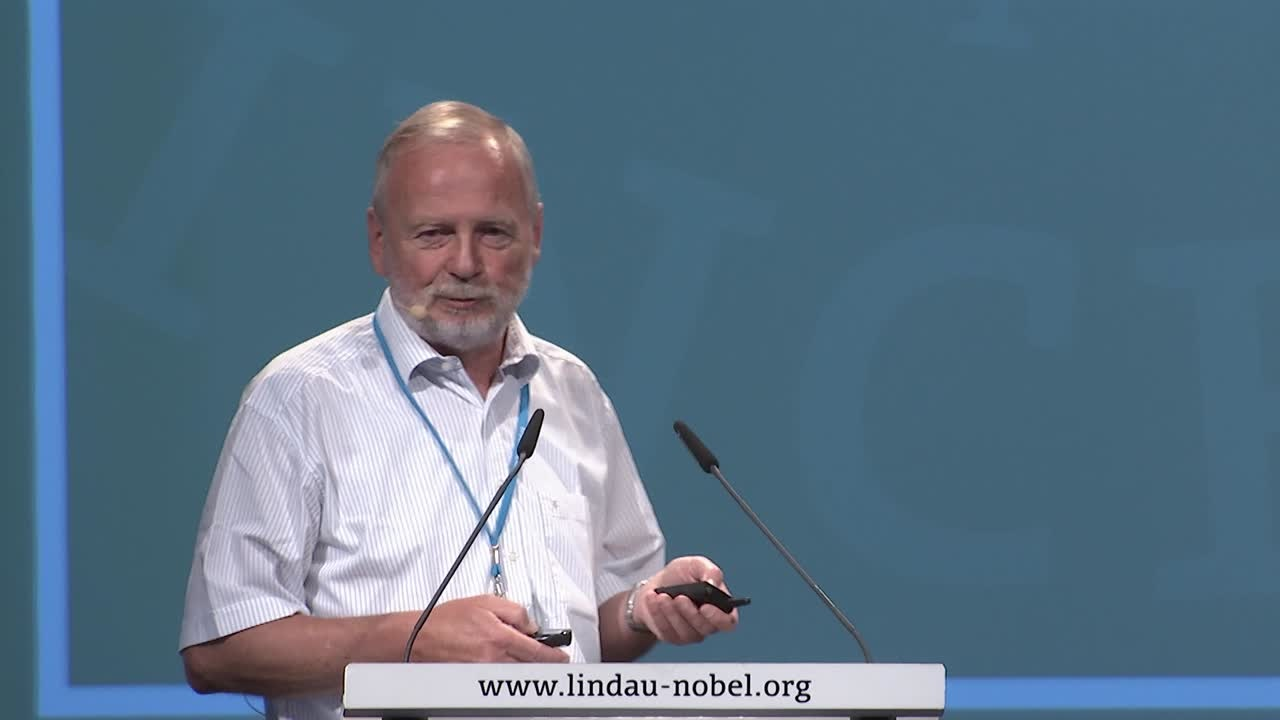 Hartmut Michel (2014) - Membrane Proteins: Importance, Functions, Mechanisms