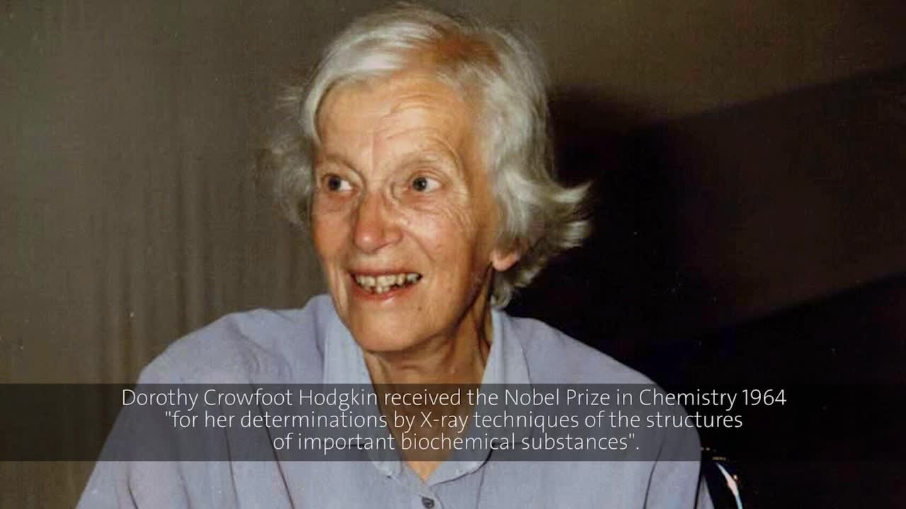 Dorothy  Crowfoot Hodgkin (1989) - A Life in Science