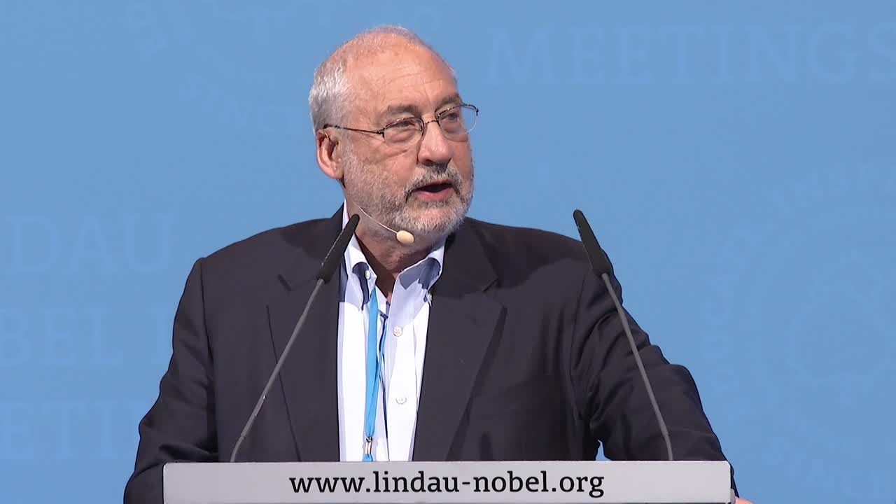 Joseph E. Stiglitz (2014) - Inequality, Wealth, and Growth: Why Capitalism is Failing